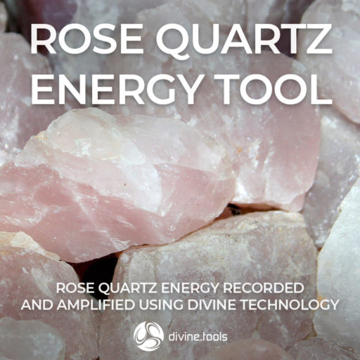 Rose Quartz Energy Tool